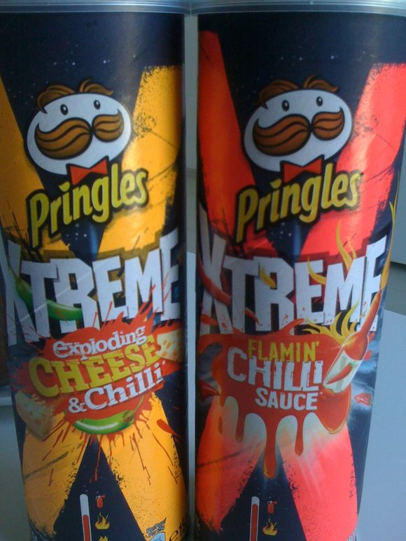 PRINGLES - Update from Turkey